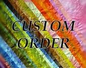 Custom Order reserved for DreamingFoxStudio
