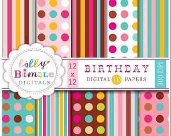 Essay Birthday Party