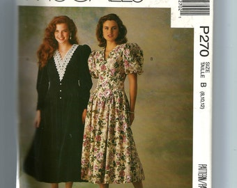McCall's Misses' Dress Pattern P270