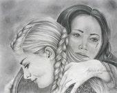 Katniss & Primrose