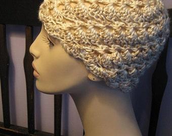 Breezy Vanilla Swirl Hat
