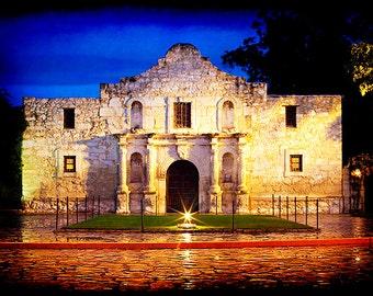 Texas Alamo - Texan Photography - San Antonio Photography - Travel - U.S. Landmarks