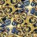 Doctor Who Van Gogh Tardis fabric, hard to find 1 yard
