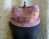 Candy Cowl - Chunky Oversize Cowl - Limited Quantity