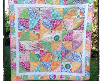 The Candy Drops Quilt (#306)