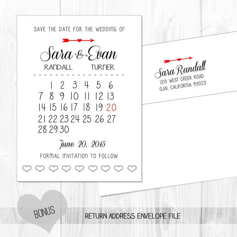 It's just a graphic of Printable Save the Date pertaining to postcard