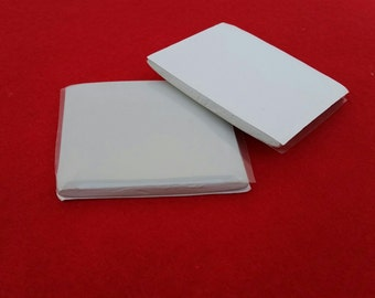 White Putty Candle Mold Sealer - 5ea - for Metal Pillar Molds