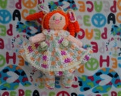 6.5in Curly Girl Doll 4