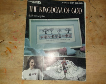 The Kingdom of God Cross Stitch Pattern