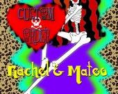 Custom Listing for Rachel&Mateo
