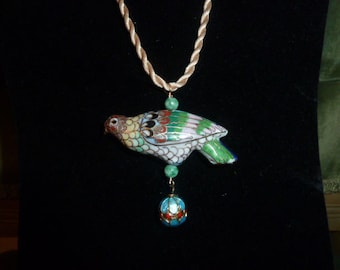 Birds of a Feather Necklace