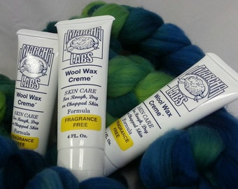 Wool Wax Creme for Hand Spinners and for Smooth Soft Snag Free Fiber Working