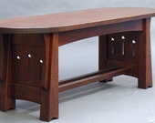 "52"" Mackintosh Coffee Table"