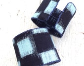 Indigo Cuff Bracelet
