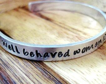 Personalized Cuff Bracelet - Hand stamped cuff bracelet - Silver Cuff - Silver Bracelet - Hand Stamped Cuff - Hand Stamped Jewelry - Cuff