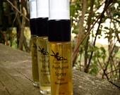 Faerie Made Natural Perfumes (Sandalwood Amber) vegan
