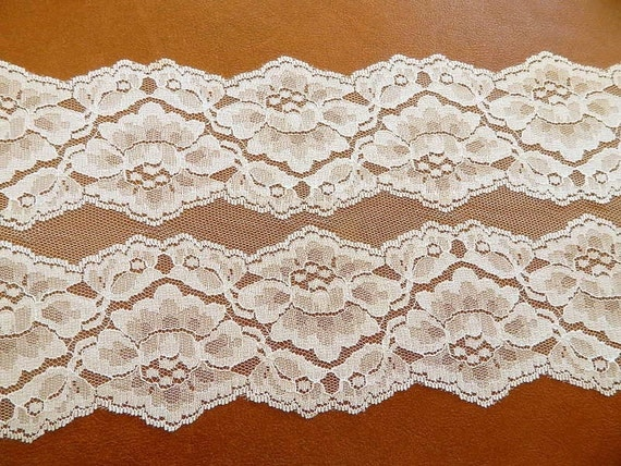 Ivory lace table runner 10 ft wedding runners table for 12 ft table runner
