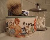 Pin Up Girl shaving kit