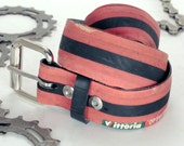 Bicycle Tire Belt - Road Bike Tread - Red/Black
