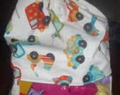 Peak hour peek a boo toy sack