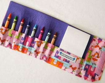 Crayon Wallet - Princess