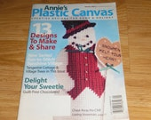 Annie's Plastic Canvas magazine, January 2006