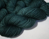 hand dyed yarn - Simple SW DK - So Seriously colorway