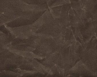 YARDAGE - ESPRESSO BROWN waxed canvas