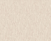 Hello Bear fabric by Bonnie Christine for Art Gallery Fabrics, Light Brown fabric, Wildwood in Birch (beige), You Choose the Cut