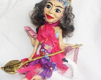 Saraswait Spirit Doll