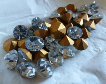 Full Package of 36 Swarovski Shadow Crystals 48SS C26