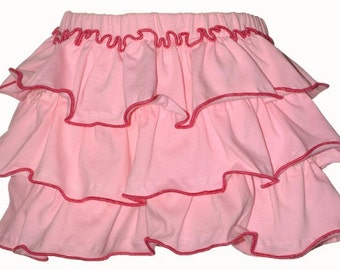 SAMPLE SALE - Daisy Bloomers in Petal - Size 12 months