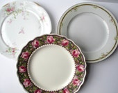 Custom Listing for Devon One Ahrenfeldt Dinner Plate and One Hutschenreuther Dinner Plate