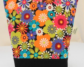 Insulated Lunch Bag - Floral