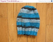 HAT SALE Baby Hat Acrylic blend size 6 - 12 months  Hand Knit
