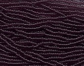 Czech Seed Beads 6/0 Transparent Amethyst 31636 , Purple Glass Seed Beads, Size 6/0 Seed Beads, Jablonex Seed Bead, 4mm Seed Beads