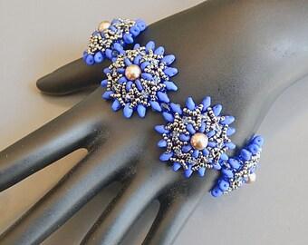 Elegant Crown Bracelet Instruction