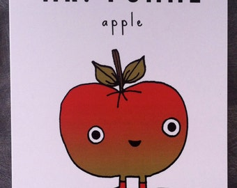 Mr Pomme card