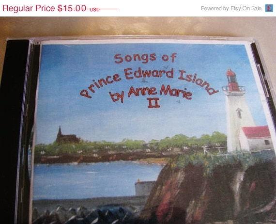 Prince Edward Island Folk Songs