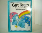 Vintage 1984 Care Bears Book