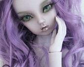"Last deposit for Sharon ONLY:  LILAC Merluna OOAK Narah 16"" Slim Mini msd dollfie bjd ball jointed doll Elf"