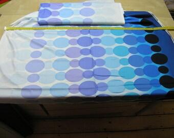 Michael Miller • Lagoon • Rain Dot • Cotton Fabric 0.54yd (0.5m) 002105