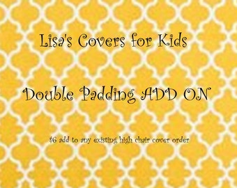 Double padding within cover -- Add ON