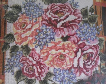 NeedlePoint kit Cross Stitch Something Special