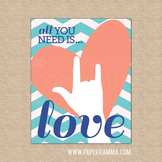 Wall Decor All You Need Is Love : Beatles nursery lyric decor all you need is love by paperramma