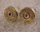 Bullet Earrings Winchester 357 Magnum