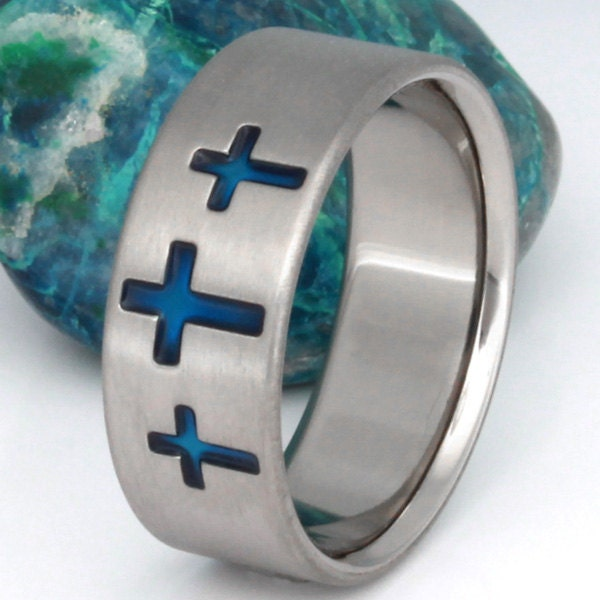titanium christian promise ring christian by