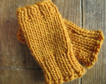 Man Mitts - Burnished Gold
