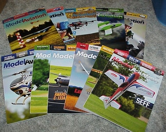 11--Issues--Model Aviation--Magazine--2014--Building Remote Control--Airplanes--Model Building