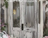 PDF  Shabby Chic Double Door Tutorial PDF